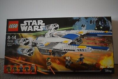 NEW SEALED - LEGO Star Wars Rebel U-Wing Fighter (75155) RETIRED RARE POST FREE