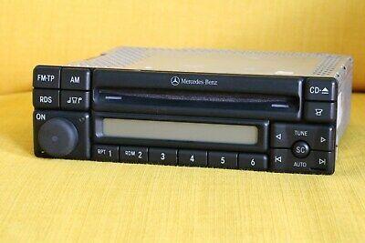 0672 oC| MF2297 Mercedes Special CD W124 W210 W140 R129 R170 W202 AL2297 Radio