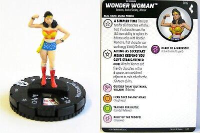 Heroclix - #016 Wonder Woman - Harley Quinn and the Gotham Girls
