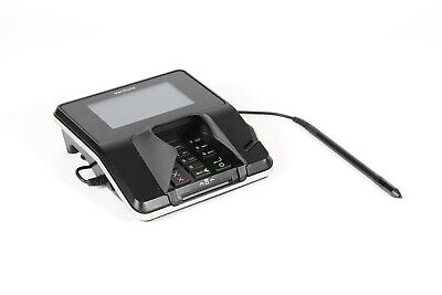 Verifone Mx915 Pin-pad Credit Card Point Of Sale Terminal W Io Module Stylus