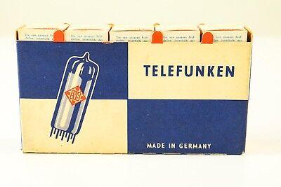 1 x Telefunken PABC 80 Röhre neuwertig OVP Lagerbestand