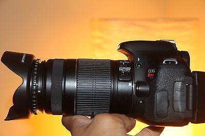 MINT Canon EOS Rebel T3i 18.0MP Digital DSLR Camera with 55-250mm (3 LENSES) ()