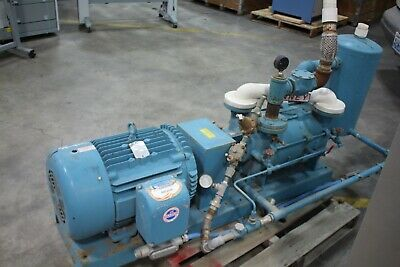 Kinney Klrc-300kfa Liquid Ring Vacuum Pump