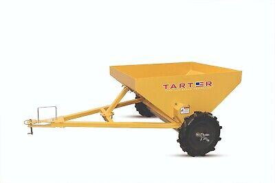 Atv Utv Lawn Tractor Compact Manure Spreader