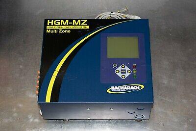 Bacharach Halogen Gas Monitor Hgm-mz Multi Zone Refrigerant Detection