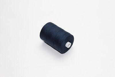 Persenningstoff Nähgarn Neu Persenning Markise Farbe dunkel Blau 25/3 500m PN3
