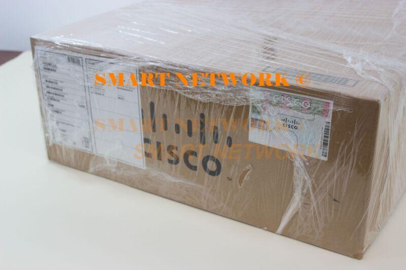 New Cisco Ws-c3650-48fq-s 3650 48 Port Poe+ 1025w Ac Power Ip Base Switch