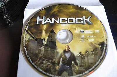 Hancock  Dvd  2008 Disc Only Free Shipping