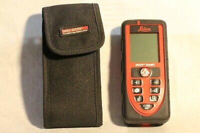 Leica Disto D210xt The Original Laser Distance Meter Very Lightly Used Condition