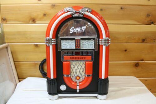 Crosley Snap-On I-Juke Promotion Ipod CD Player Mini Jukebox Stereo w/ Remote
