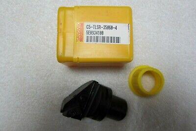 Sandvik Capto C5-tlsr-35060-4 Top Notch Grooving Holder - New
