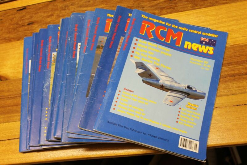 RC aircraft magazines | Other Books, Music & Games | Gumtree