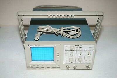 Tektronix Tas465 100 Mhz Two Channel Oscilloscope C141