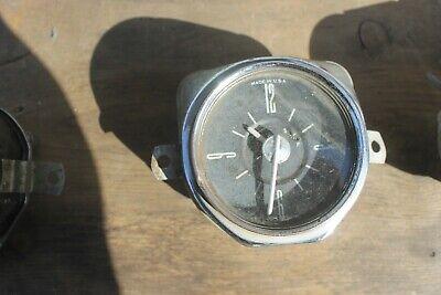 1949 1950 Ford Clock NICE