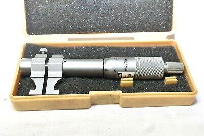 Mitutoyo Inside Micrometer 25-50 Mm 503653 Vgc