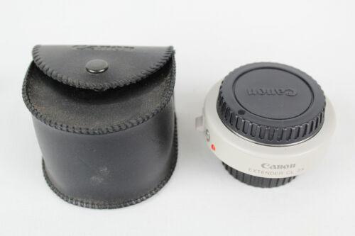 Canon Video Lens EXTENDER CL 2X, VL-EX, Case