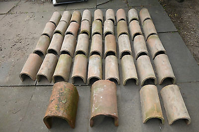 French Drain Tiles x 39 (995d)