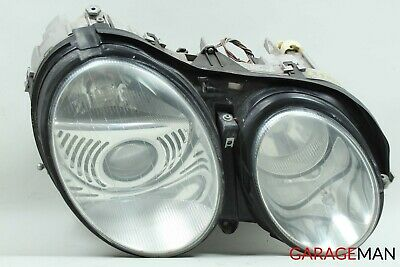 03-06 Mercedes W215 CL500 CL600 CL55 AMG Rechts Links Scheinwerfer Lampe Xenon