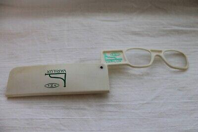 Paire de lunette Varilux - Société des lunetiers en très bon état
