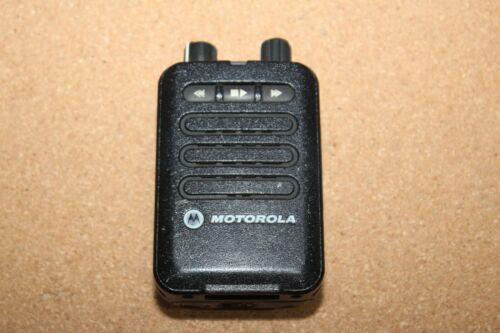 Motorola Minitor VI 450-486 Mhz 5 Ch UL IS A04RAC9JA1AN