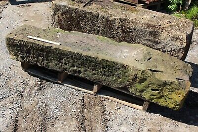 Reclaimed Stone Gate Post Standing Stone 158 cm