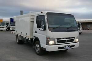 2010 Fuso Canter FE Service Truck South Murwillumbah Tweed Heads Area Preview