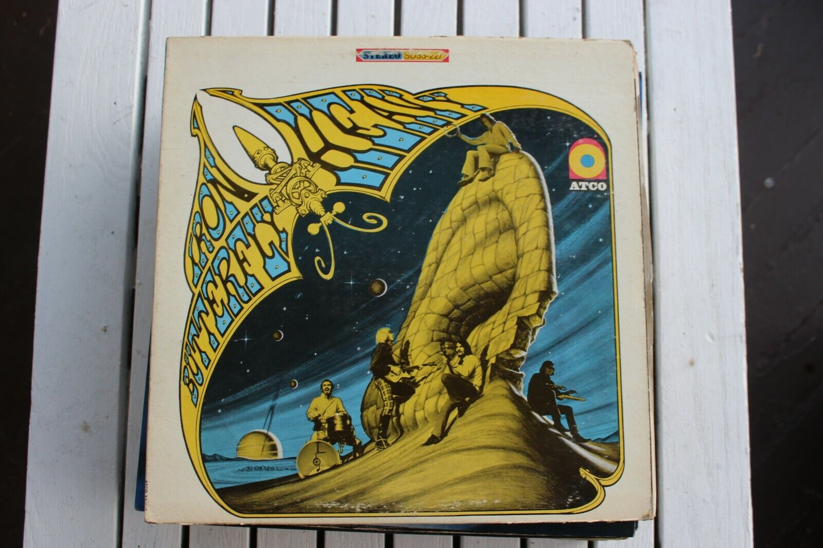 LP Record - Iron Butterfly - Heavy - SD33-227 - $8.99
