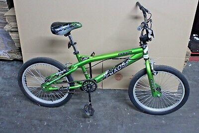 Kent Chaos FS Kent 20 Boy's Green Bike NO SHIPPING - LOCAL PICK UP ONLY