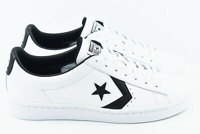 Converse Breakpoint Ox Mens Size 10 White Leather Shoes 157777C