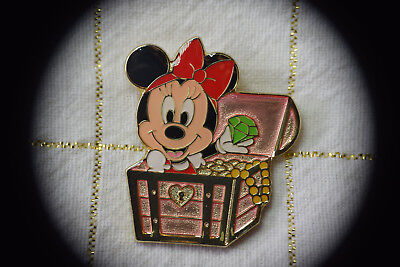 Tokyo Disney Resort Game Prize Pin TDS Pirates Summer 2017 Minnie Mouse TDR NEW