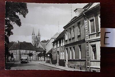 Postkarte Ansichtskarte Sachsen-Anhalt Kyritz (Prignitz) Maxima Gorki Strabe