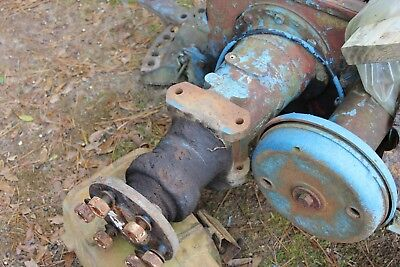 Fordson Major Diesel Parting Out. Complete Final Drive Right