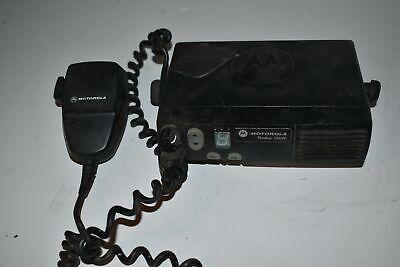 Motorola Model Aam50kqc9aa1an Radius Cm200 Radiow Hmn3596a Mic Sx96