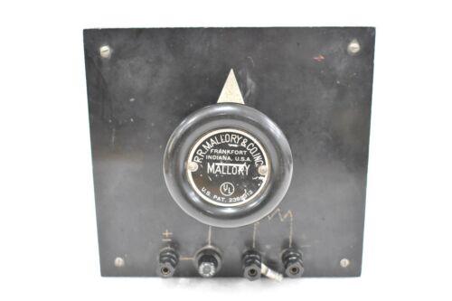 OHMITE 0664 RHEOSTAT 1 AMP 300 OHM 300W WIREWOUND IN CASE