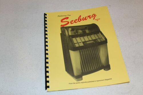 "Seeburg - Restoring The Seeburg ""C"" manual - used"