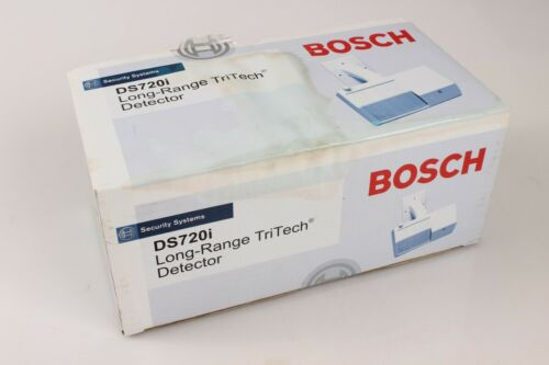 NIB BOSCH DS-720i LONG RANGE TRITECH MOTION DETECTOR