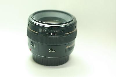 canon  len,s  ef   50mm 1:1.4 usm