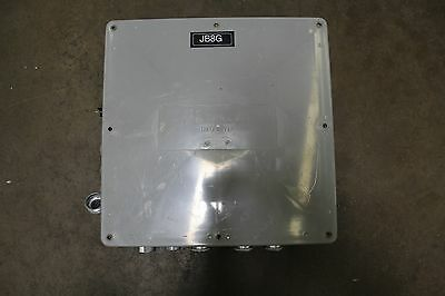 Kraloy 12x12x4 Non-metallic Pvc Plastic Electrical Enclosure Box
