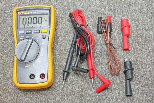 Fluke 116 HVAC True RMS Digital Multimeter