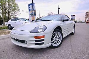 2002 Mitsubishi Eclipse 2DR CONV GT