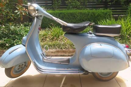 Classic Vespa Piaggio VBB 1961 - original Italian import
