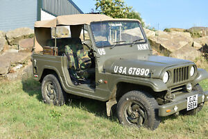 Army Landrover jeep 4x4 2.2 - Asia Rocsta DX Diesel