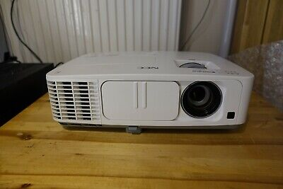 NEC PE401H Full HD 1080p 3D DLP Projector with HDMI, 4000 ANSI Lumens