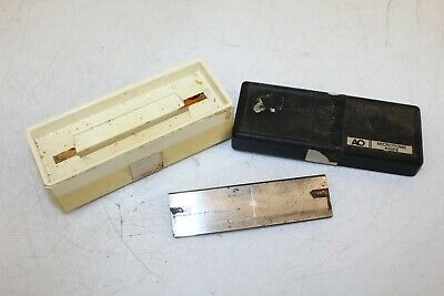 American Optical Ao Microtome Knife Blade Made In Germany