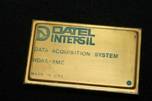 Datel Intersil HDAS-8MC 12 Bit Multi-Channel Data Acquisition System