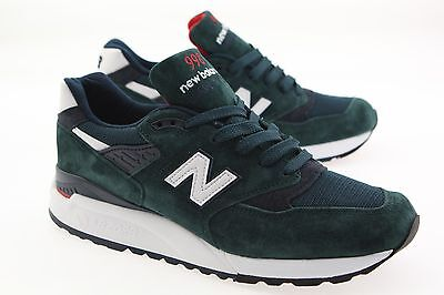 $180 New Balance Men 998 Age of Exploration M998CHI - Made In USA green