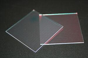 UV-IR Cut Filter 50mm Square Borofloat Hot Mirror  (HM 50-50-IRB1)