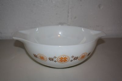 Vintage Pyrex Mixing Bowl-Town & Country Cinderella-4 qt