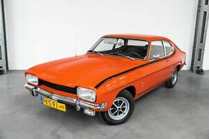 Ford Capri GT Coupe. Collector's condition. Like new