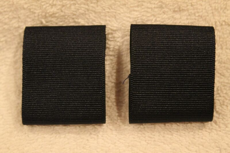 BSA BOY SCOUT SHOULDER BOARDS LOOPS EPAULETTES - NAVY BLUE  (pair) SEE DISCOUNTS